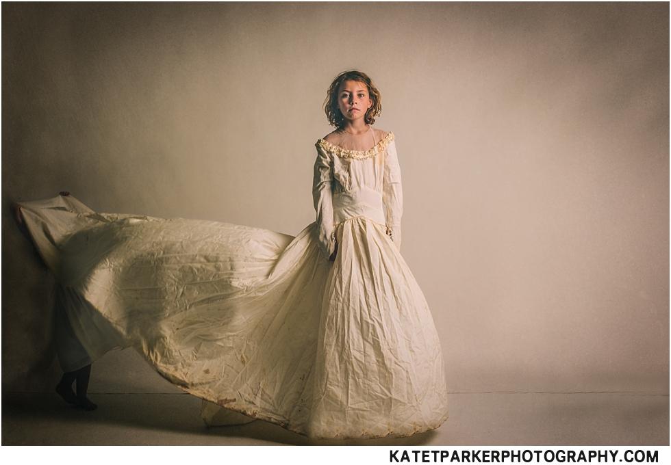 Her Great Grandmother S Wedding Dress