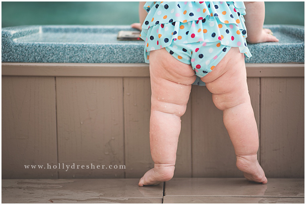 Cutest Wedgie EVER