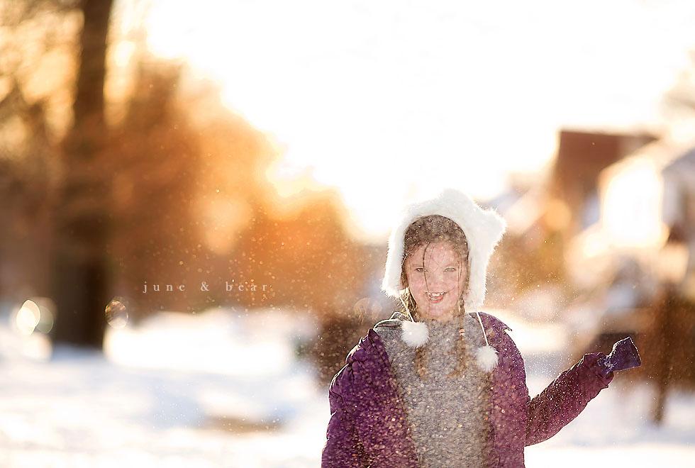 snowthrow