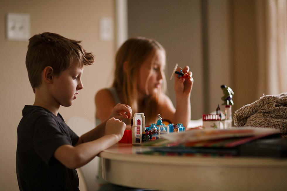Lego Creating