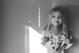 tiffany kelly paper heart project