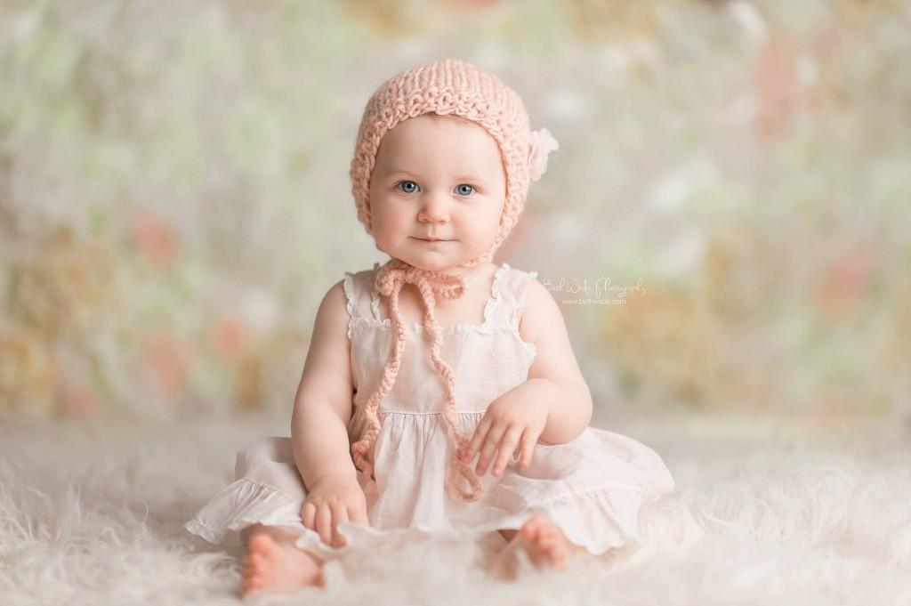 Charlotte baby photographer - Beth Wade