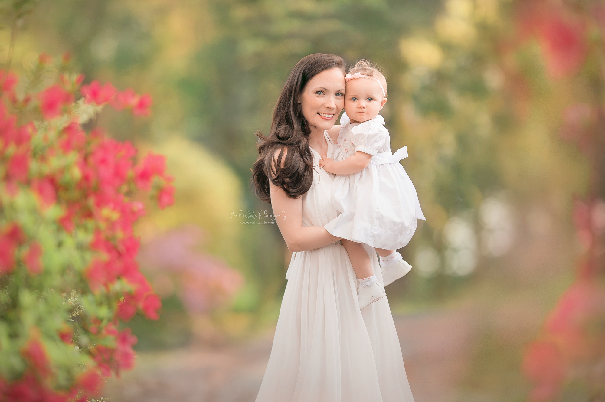 spring with Alice - charlotte baby photographer beth wade