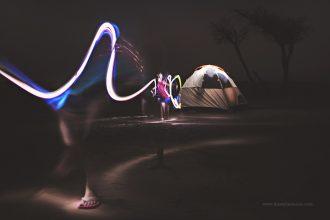 Kirsty Larmour - Abu Dhabi desert photography