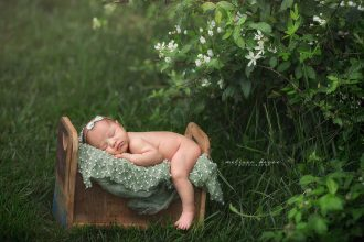 Melissa DeVoe Photography Raleigh Baby and Newborn Photographer CM