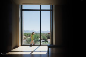 walking by window musical instrument museum | %22above Phoenix%22_by Eileen Critchley