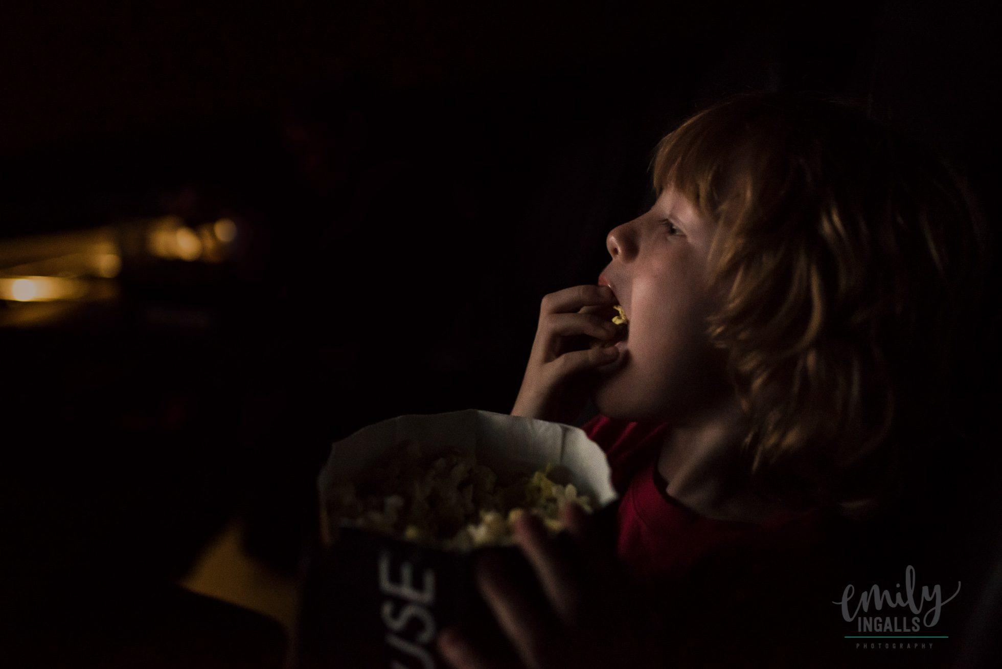 Mmmm Popcorn