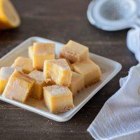 lemon squares food photography by allison jacobs
