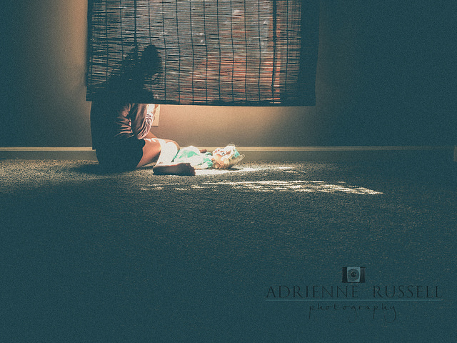 Adrienne Russell Photography, Nashville Family Photographer, The New House