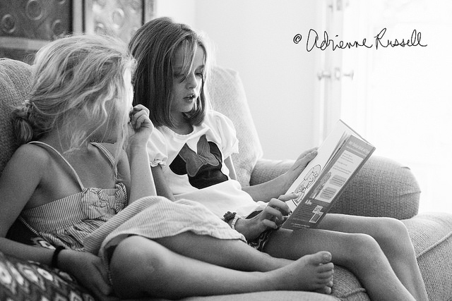 Nashville Family Photographer, Adrienne Russell Photography, ClickPro, Read to Me Sissy