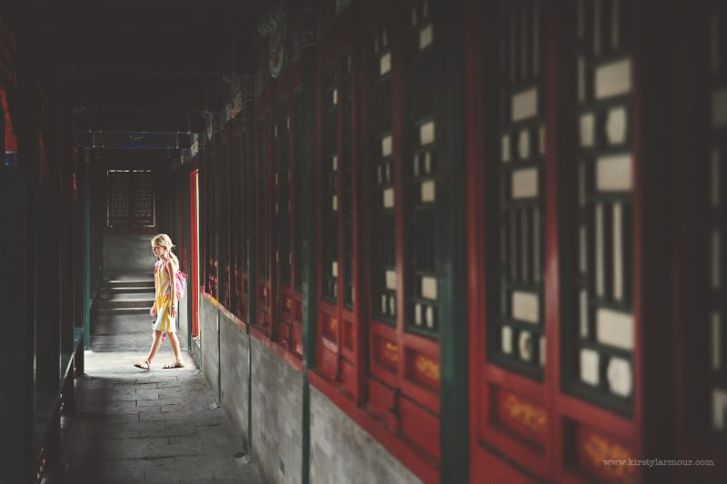 Kirsty Larmour Summer Palace Beijing