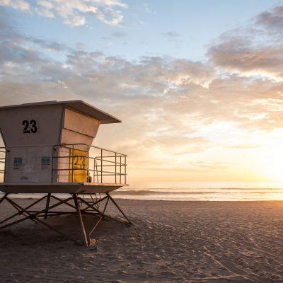 san diego sunset beach landscape edmond ok oklahoma city natural light photographer