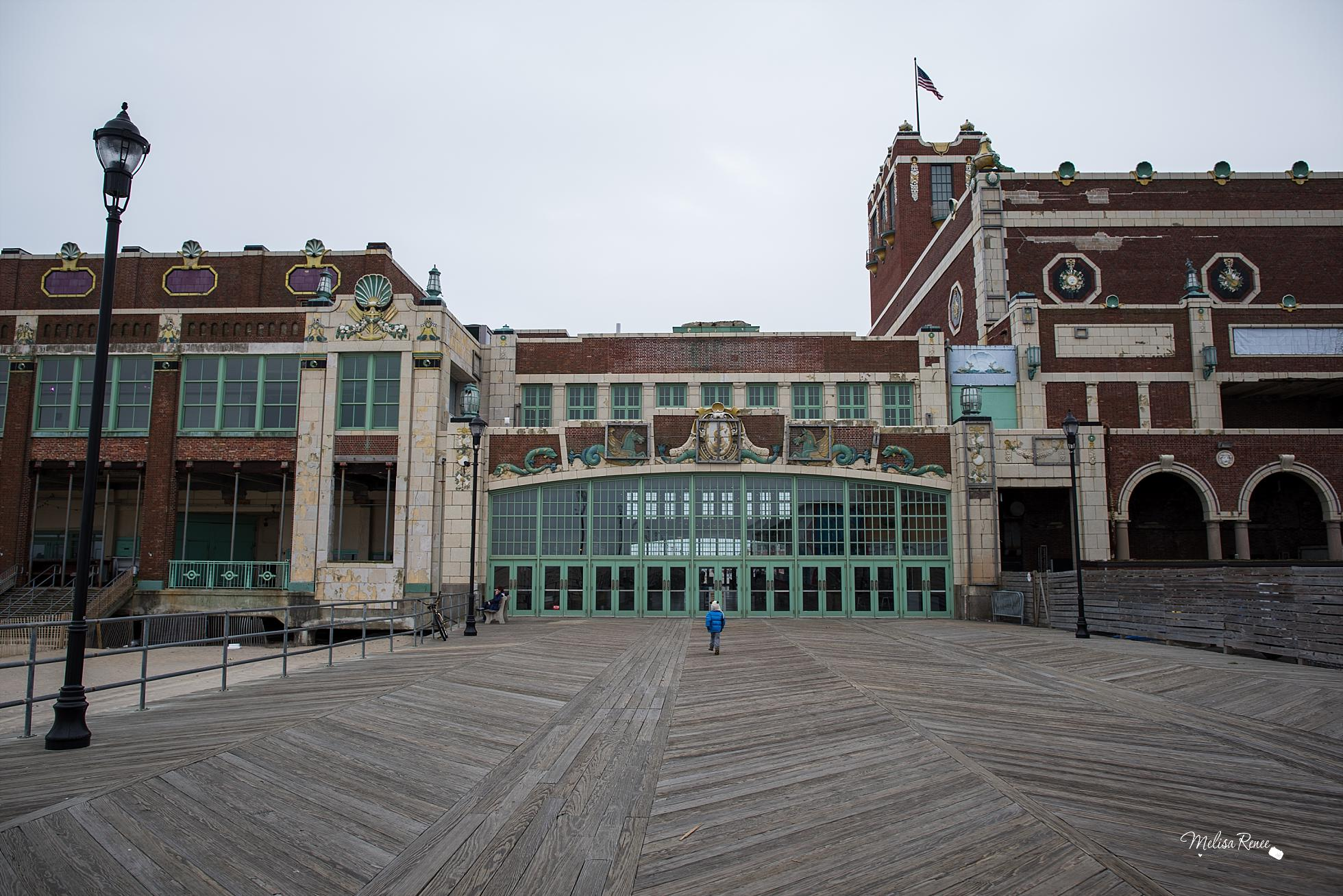 Greetings From Asbury Park By Melisa Anger