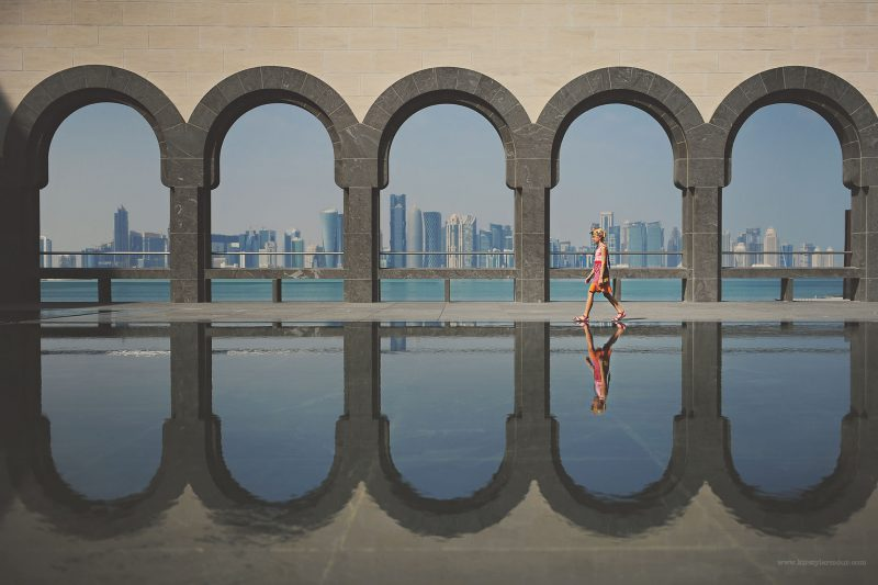 Kirsty Larmour Qatar Travel Photography