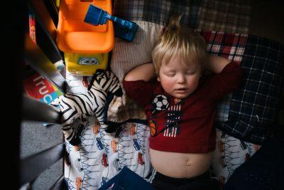 the last nap in his crib - Ashley Sasak Photography