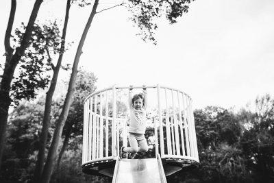 Hanging around the playground Boston family photographer