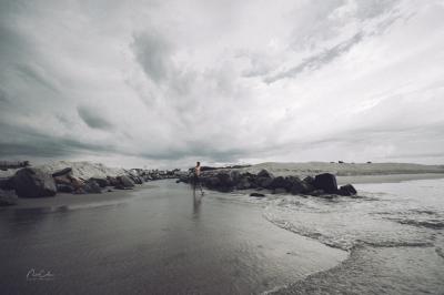 Charlotte child Photographer-beach photo