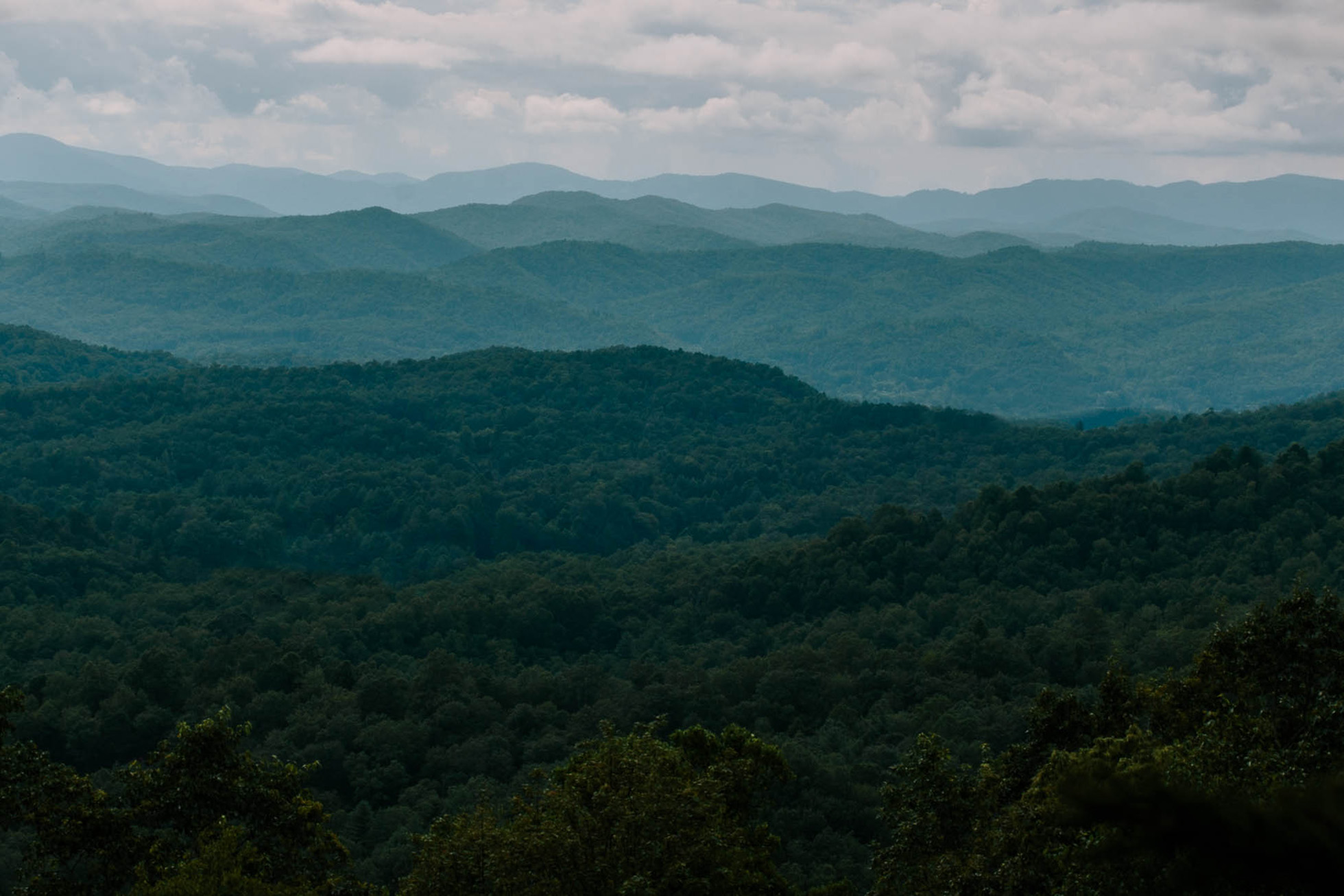 who named the blue ridge mountains-#3