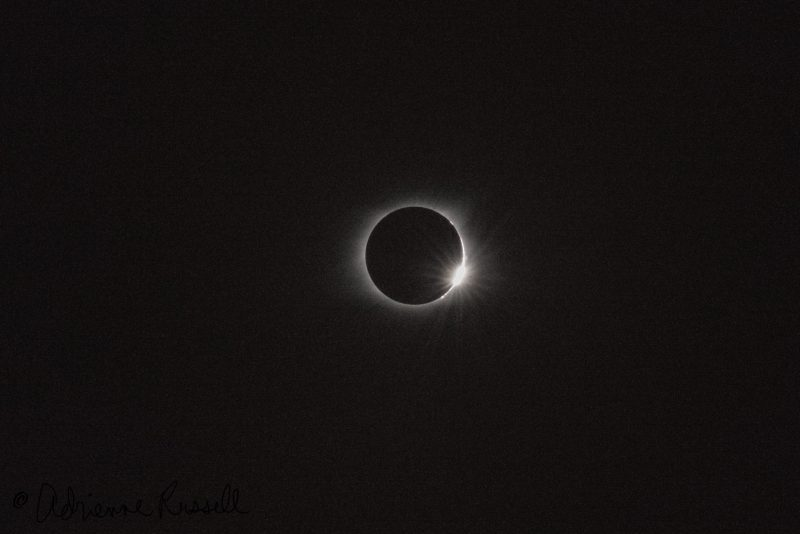 Adrienne Russell Photography, Nashville Photographer, Solar Eclipse 2017, Solar Eclipse Totality 2017