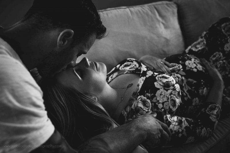 maternity photography - Jen Bilodeau