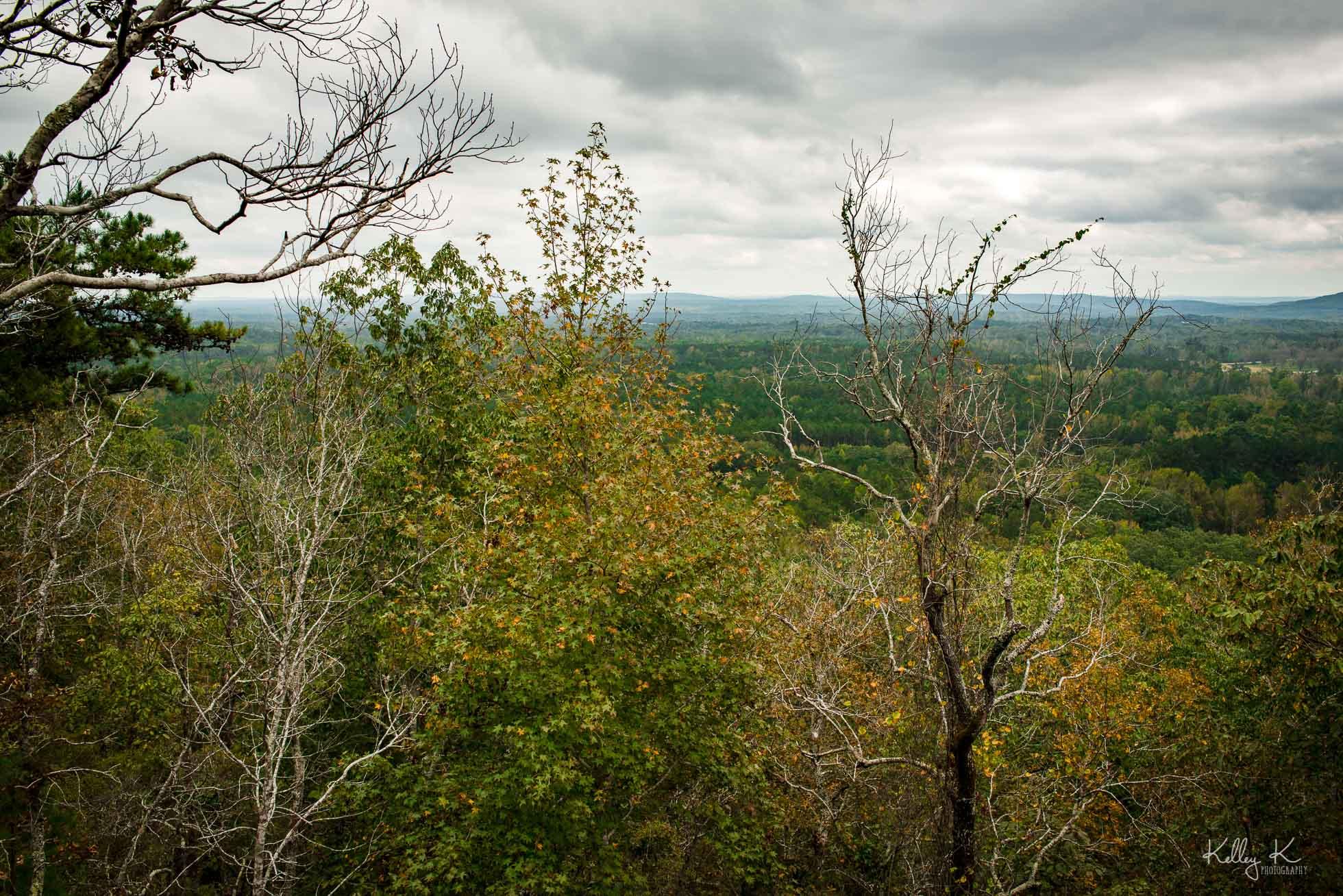 fall Georgia hills landscape by KelleyKPhotography Smyrna