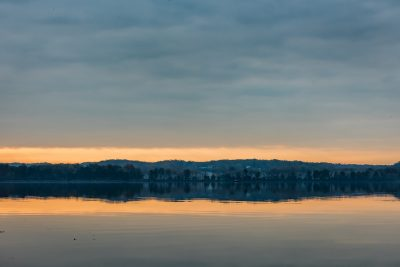 Morning on the Potomac River in northern Virginia