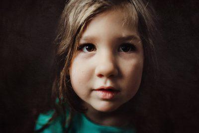 Child's face Boson