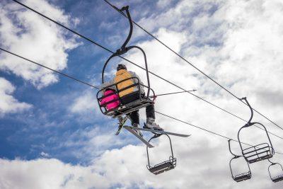 skiing at granby ranch colorado