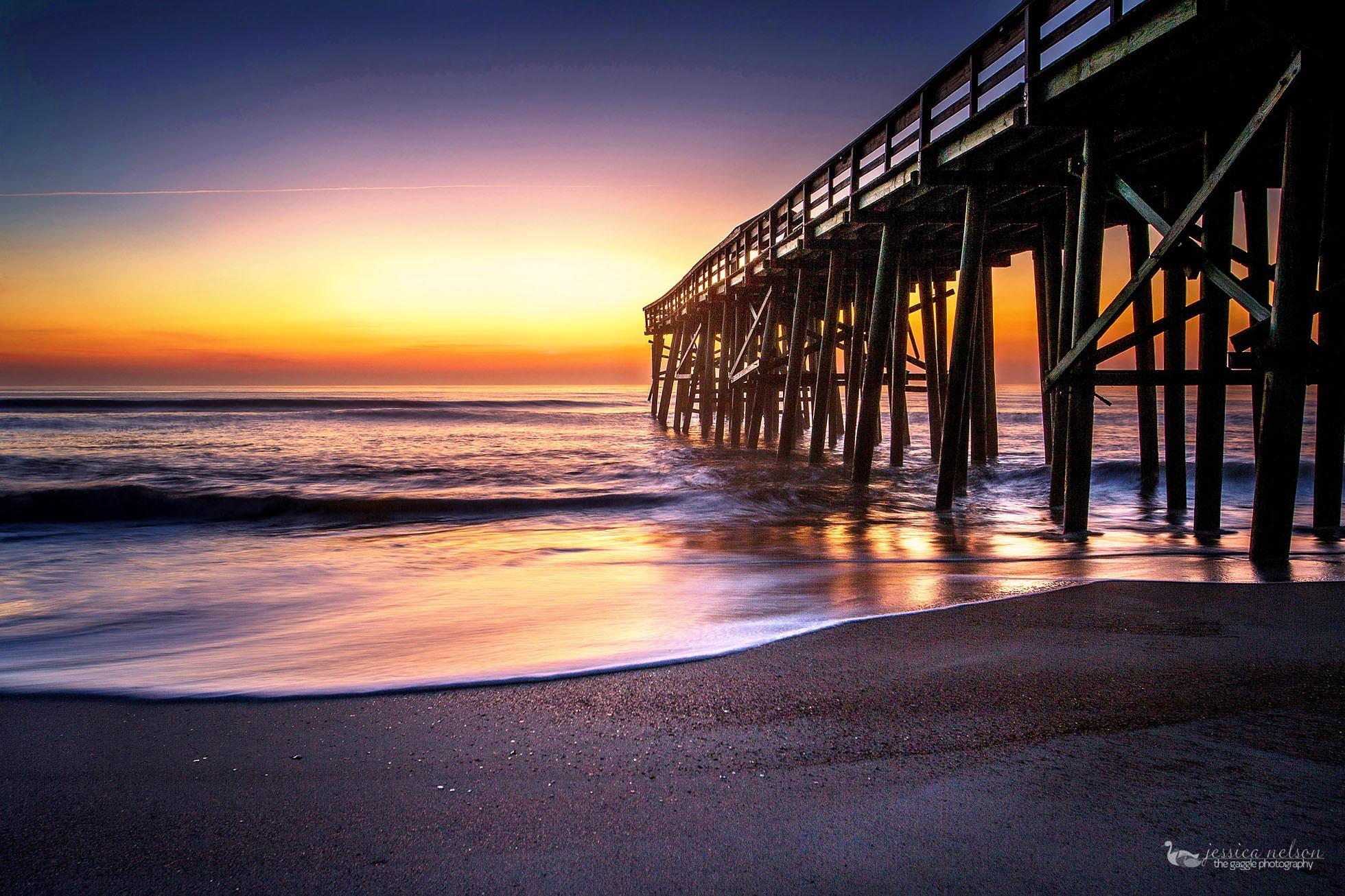 Sunrise Amelia Island Jessica Nelson Gaggle Photography