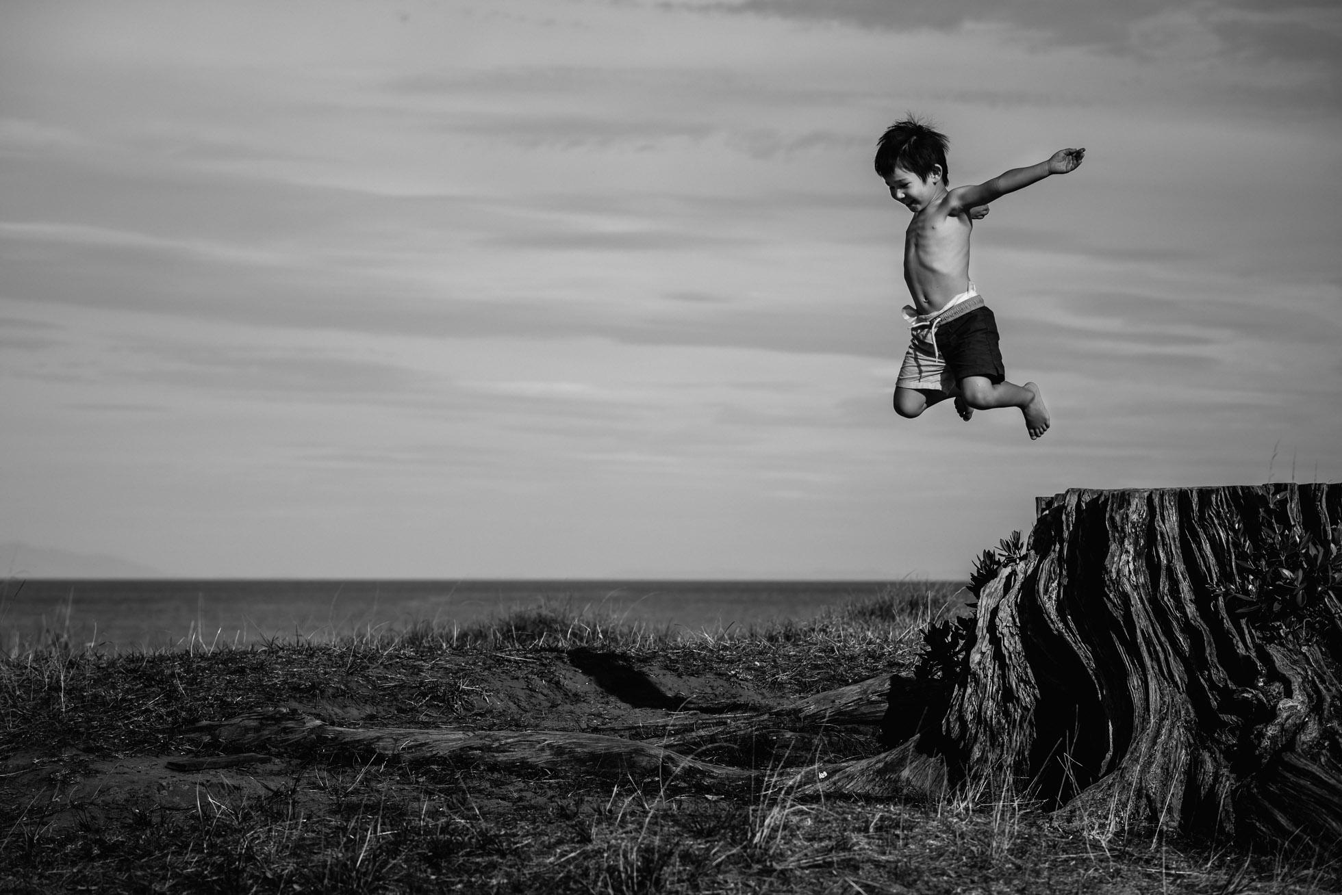 Jump by Aimee Glucina