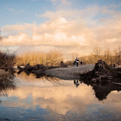 Fatherhood in Nature Beauty by Adlyn Photography