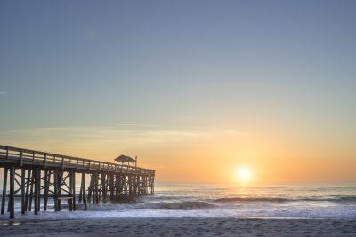 Amelia Island Sunrise by Susan Bahen Photography