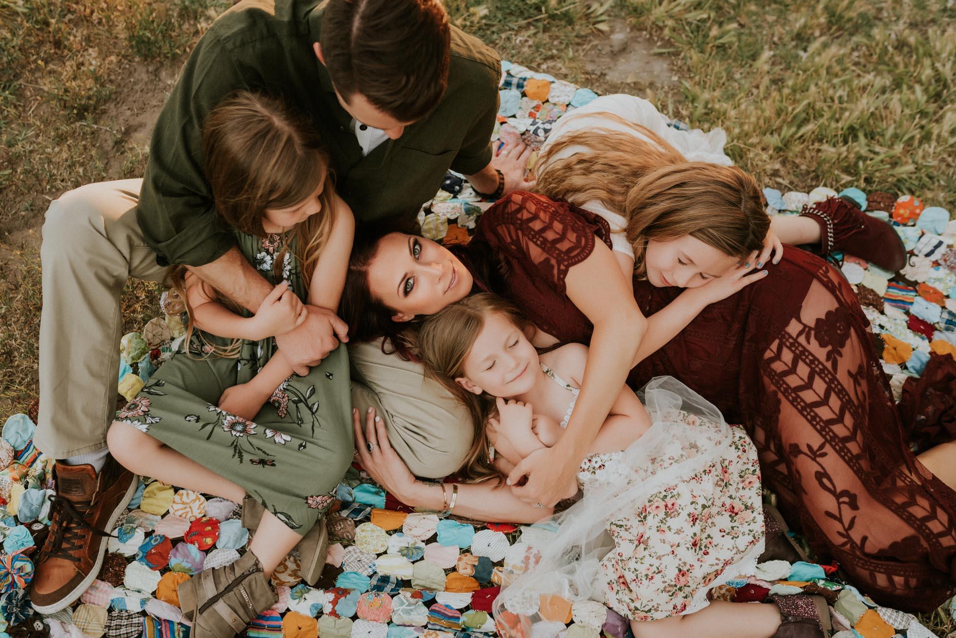 Loving Family Photos by Jamie Rubeis