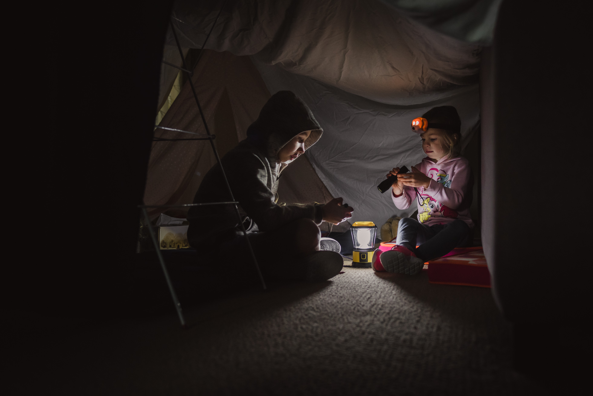 Camping by Aimee Glucina Photography