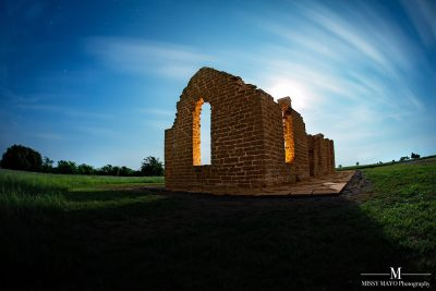 the night sky with stars of fort griffin taken by dallas photographer missy mayo