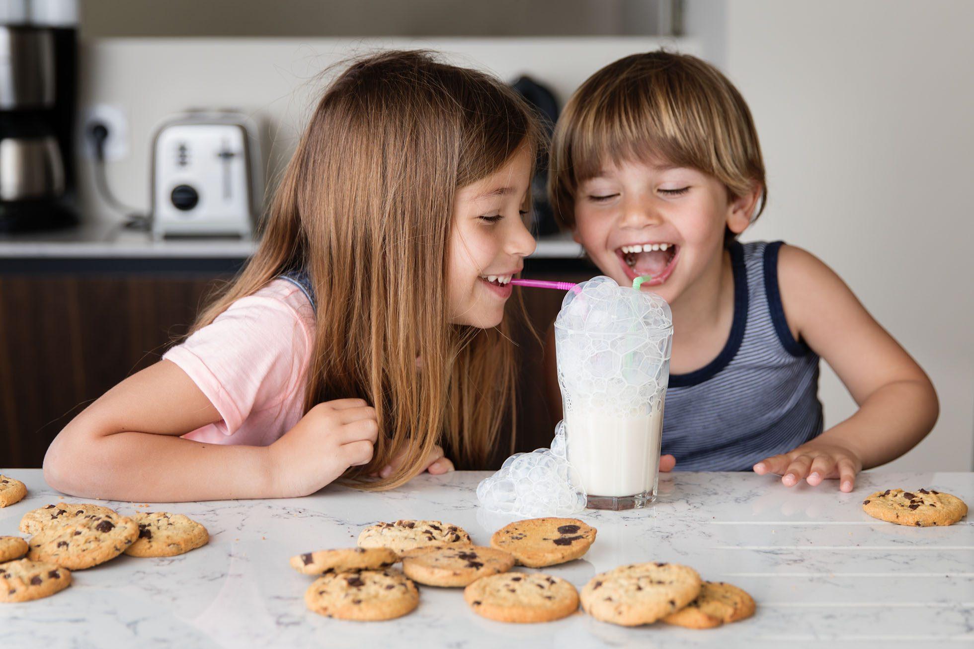 Milk Bubbles Delight