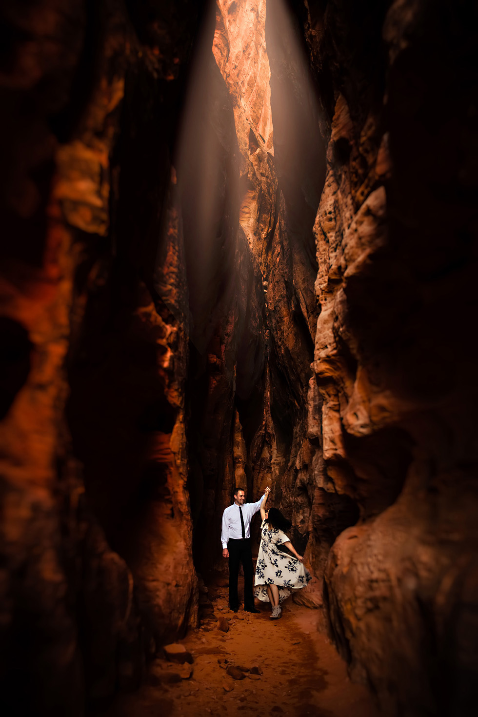 Destination wedding photographer Utah