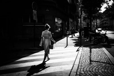 Paris Fine Art Street Photography - Merja Varkemaa