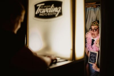 Wedding-guests-fun-photo-booth-photography