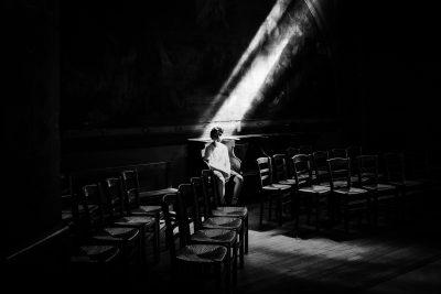 Paris Fine Art Portrait Photography - Merja Varkemaa