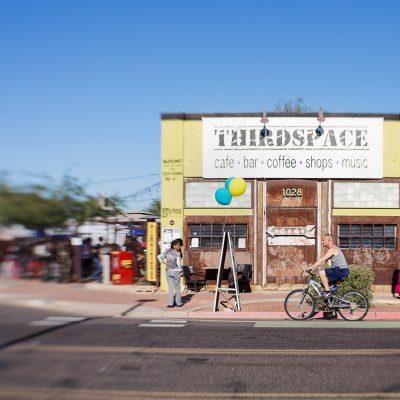 Thirdspace Coffee Shop by Iris Nelson