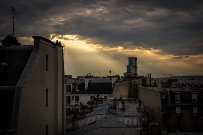 Paris Cityscape photography - Merja Varkemaa Photography