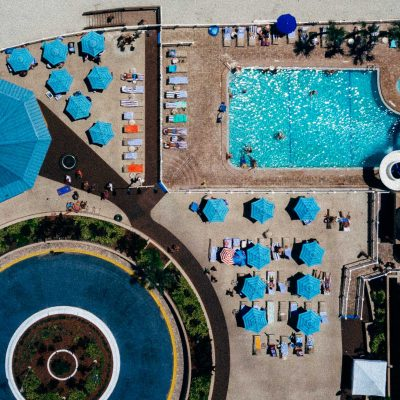 Daytona Beach Regency drone photography