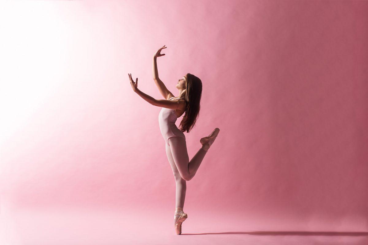 Ballet photography by Faye Sevel