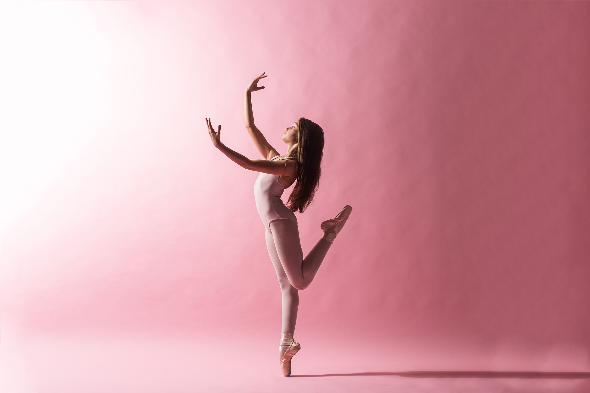 Ballet photography by Faye Sevel