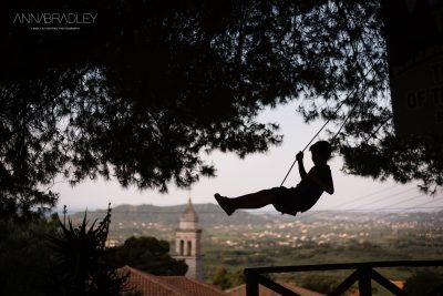 Swing Zakynthos Amersham Buckinghamshire family photographer