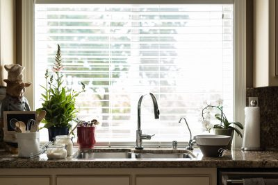 my kitchen window view