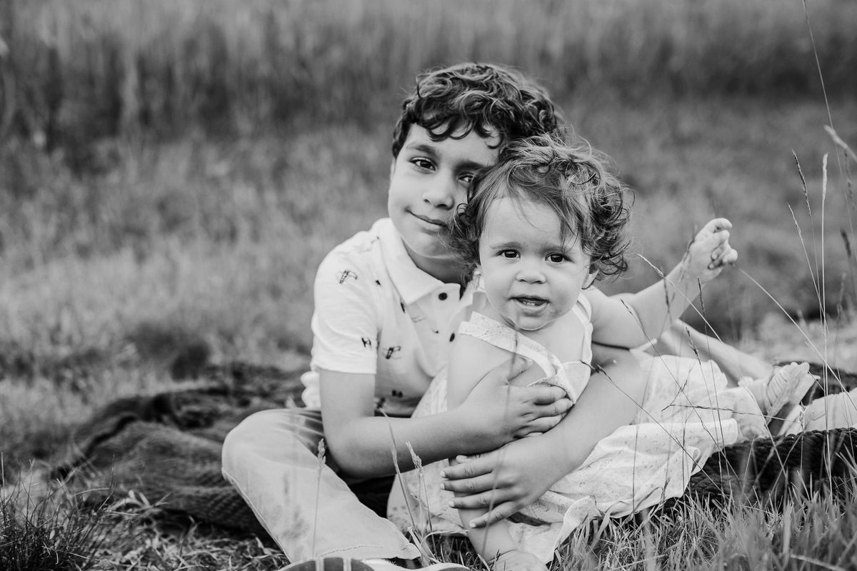 Siblings Belmont Family Photographer