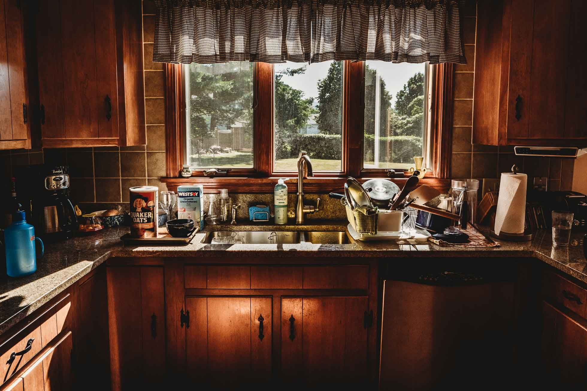 Pretty Light Ugly Kitchen By Melissa Bissell