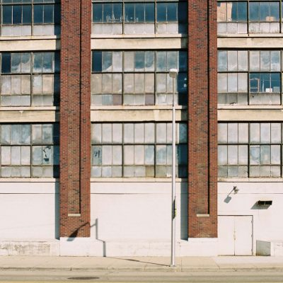downtown_dayton_old_building_film_porta400_rated 320 | abandoned | film_click-Pro_daily_project_by Eileen Critchley